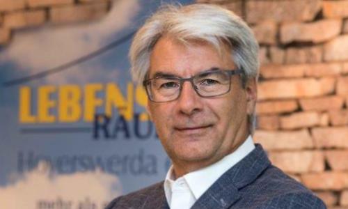 Vorstand der LebensRäume Hoyerswerda, Axel Fietzek