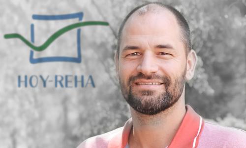 Geschäftsführer der HOY-REHA Hoyerswerda Christian Kühne