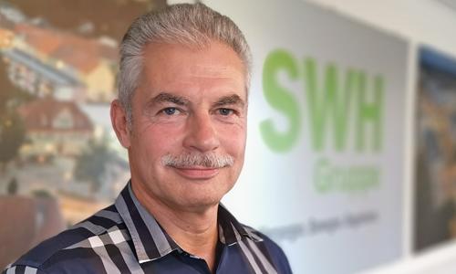 Geschäftsführer der Städtischen Wirtschaftsbetriebe Hoyerswerda SWH Falk Brandt