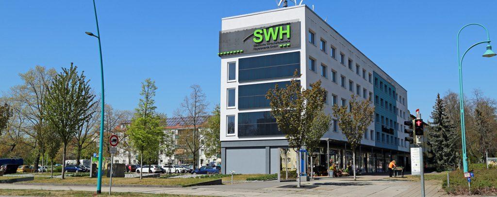 Städtische Wirtschaftsbetriebe Hoyerswerda SWH Energieversorger