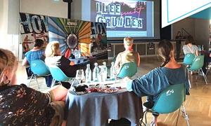 Event Idee sucht Gründer des Marketingvereins in der Kufa