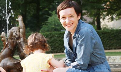 Anne Besser zurück in der Lausitz