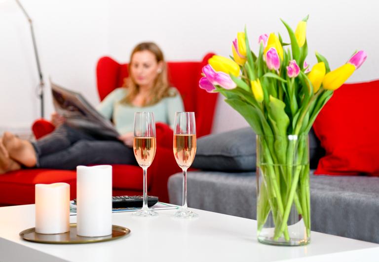 Gemütliche Gästewohnung in Hoyerswerda für Urlaub im Lausitzer Seenland mieten