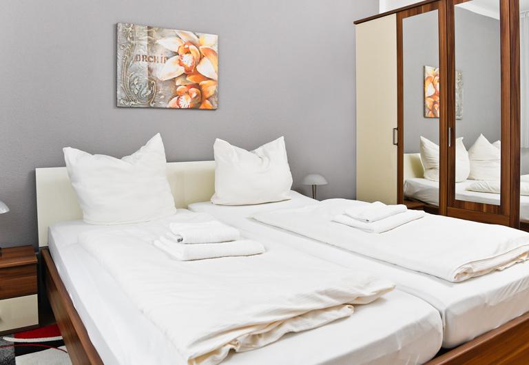 In Gästewohnung für Familienfeiern oder Familienurlaub in Hoyerswerda übernachten