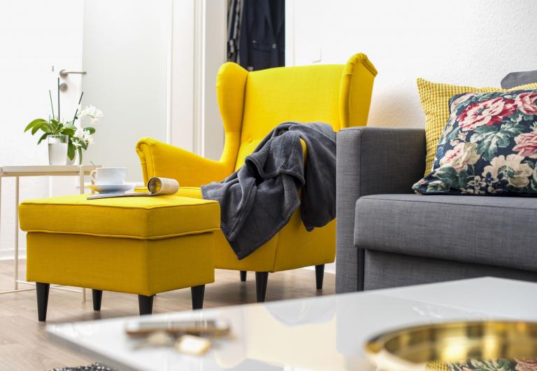 Komfortabel übernachten und modern eingerichtete Gästewohnung in Hoyerswerda mieten