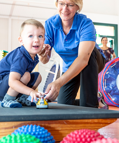 Tagesklinik in Hoyerswerda für Kinder