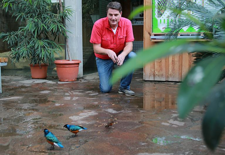 Tropenhaus im Zoo Hoyerswerda