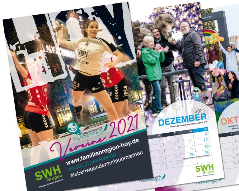 Vereinskalender Hoyerswerda 2021