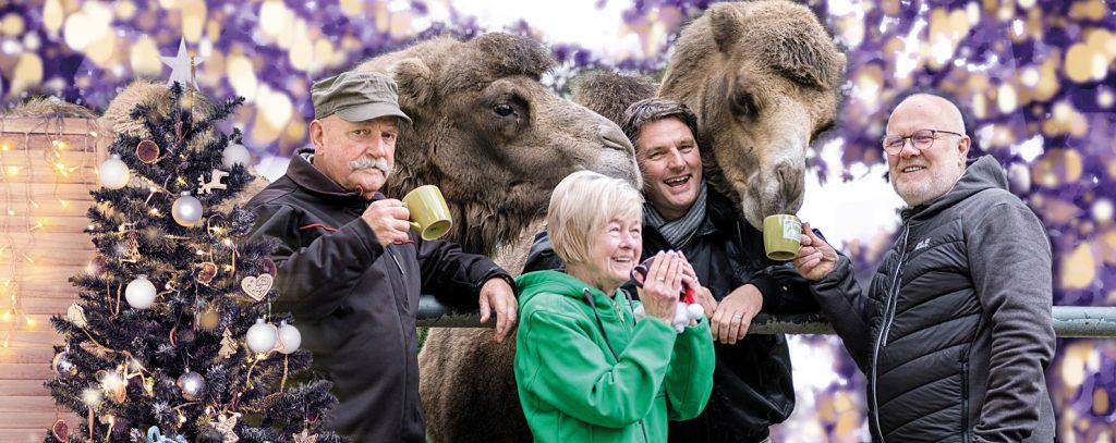 Zoofreunde Hoyerswerda in weihnachtlicher Stimmung