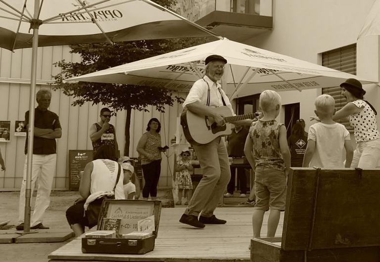 Spaß, Musik und Kultur für jedes Alter