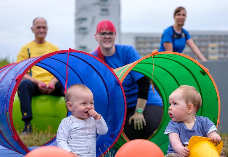 Babysport in Hoyerswerda