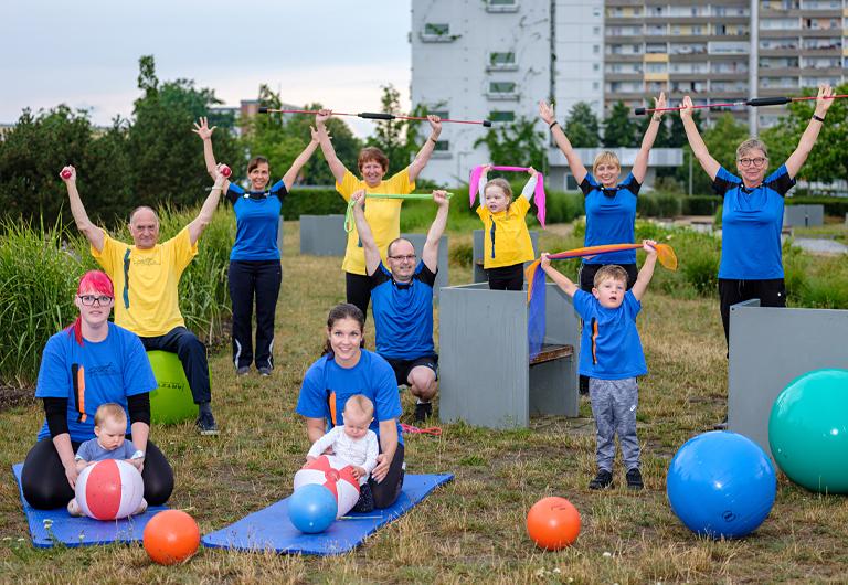Sportclub Hoyerswerda für Generationen