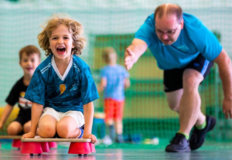Fachbereich Kindersport