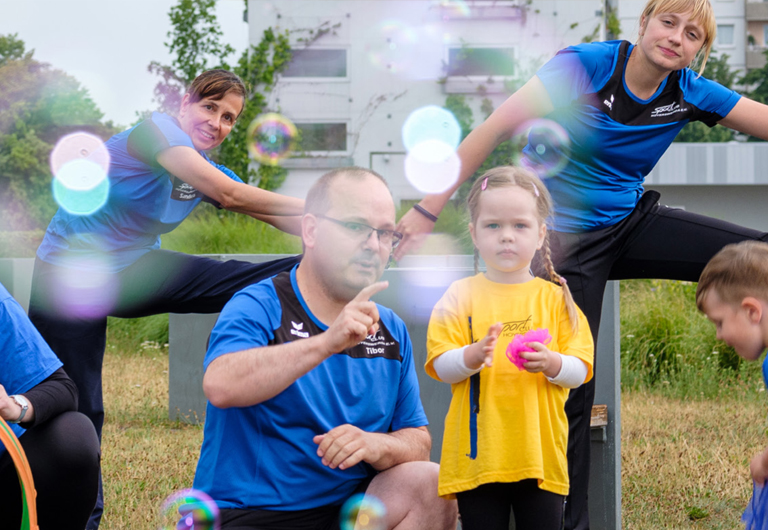 Sportclub Hoyerswerda für groß und klein