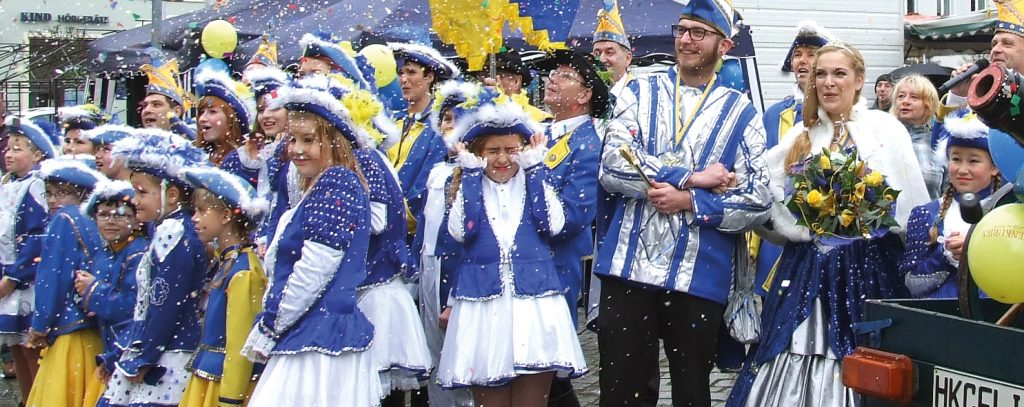 Fasching in Hoyerswerda