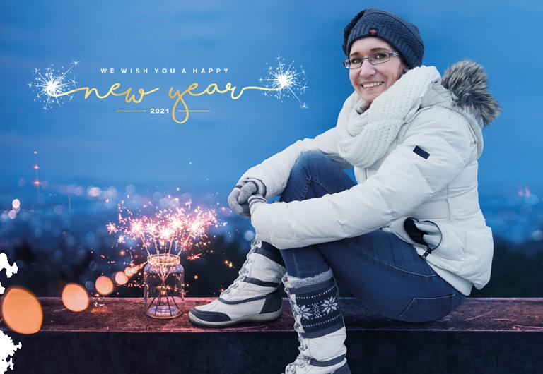 Happy new year im Lausitzer Seenland