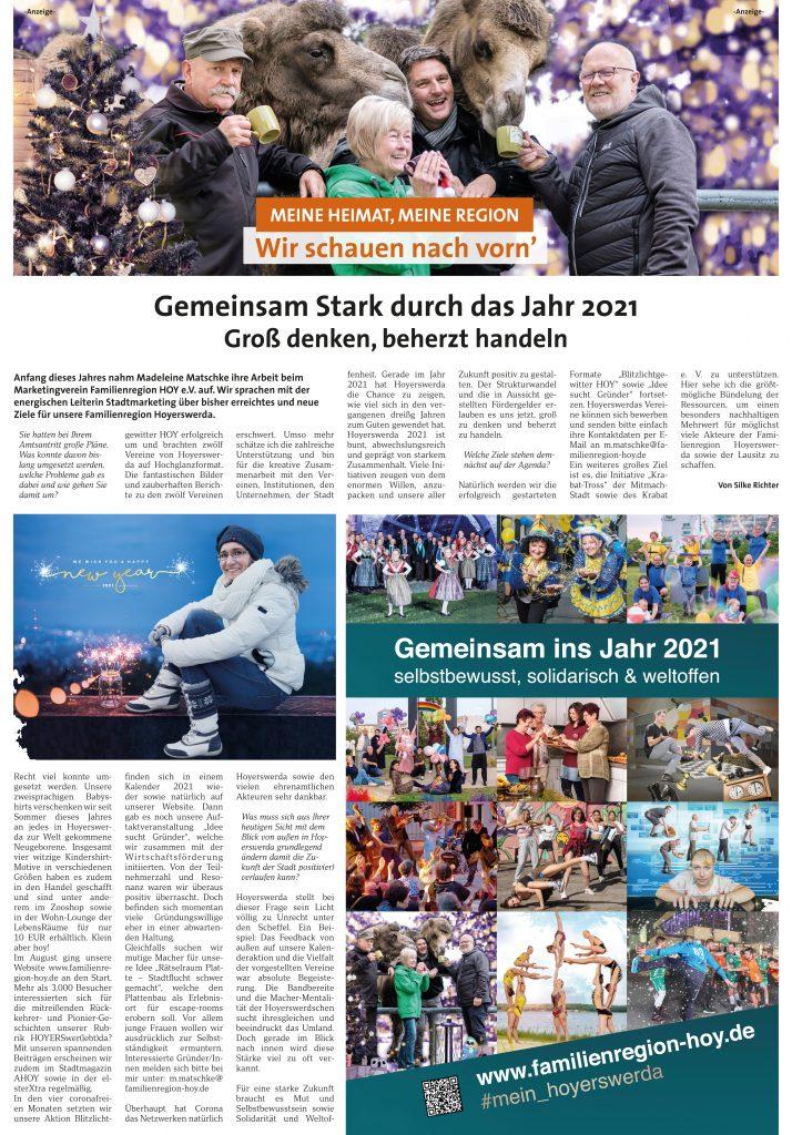 Pressebericht WochenKurier