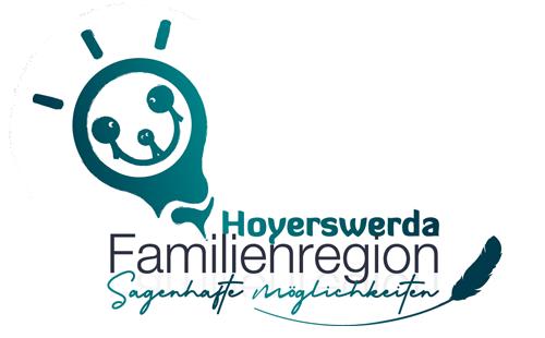 Logo der Familienregion Hoyerswerda