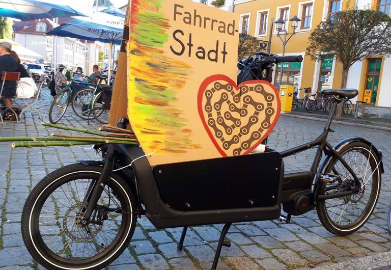 Hoyerswerda-MitMachStadt-Fahrrad-Stadt-Lasten-Fahrrad-Altstadt