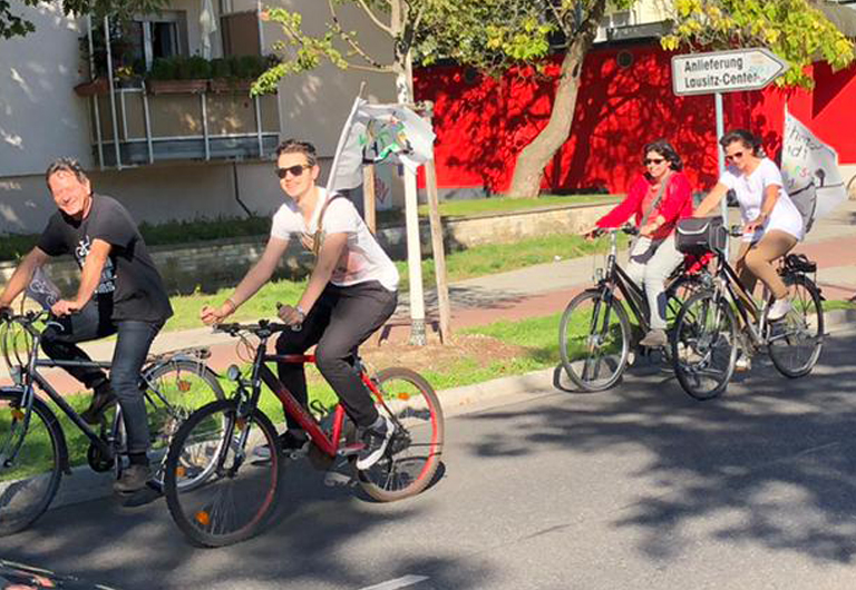 Hoyerswerda-MitMachStadt-Fahrrad-Stadt-Tour