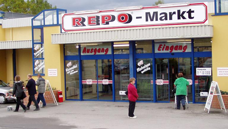 REPO Markt mit Abholservice