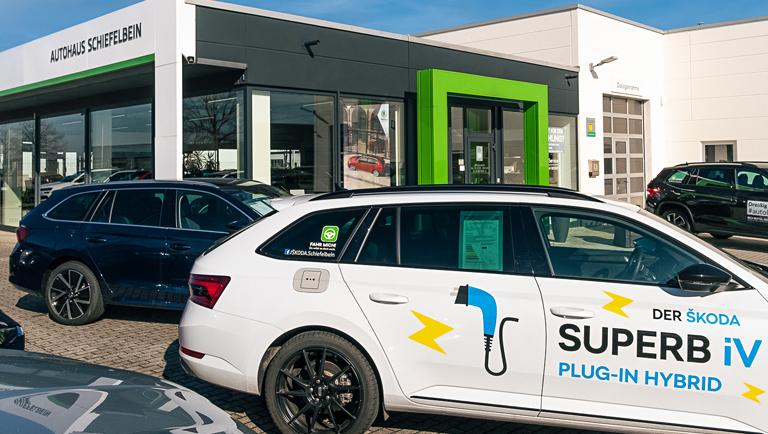 Autohaus Skoda Schiefelbein Hoyerswerda