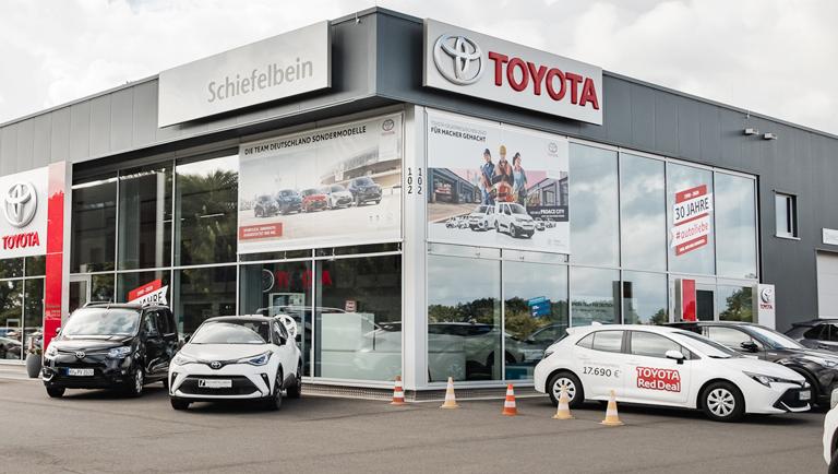 Autohaus Schiefelbein Toyota