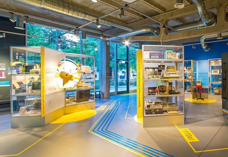 Rundgang ZCOM Zuse Computer Museum