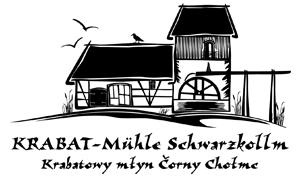 Logo KRABAT-Mühle Schwarzkollm