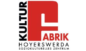 Logo KulturFabrik Hoyerswerda