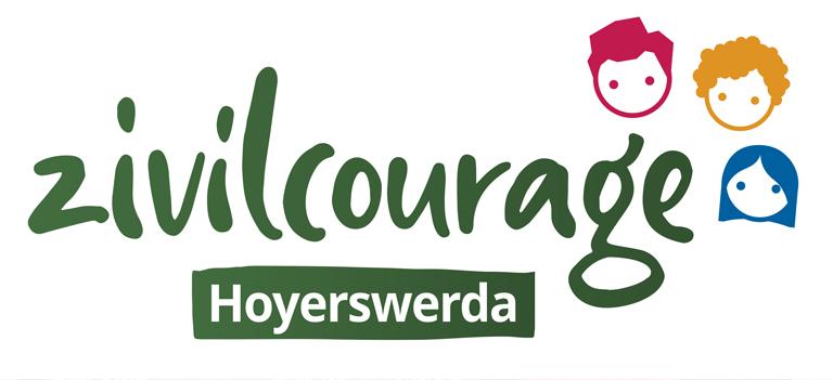 Logo ZivilCourage Hoyerswerda
