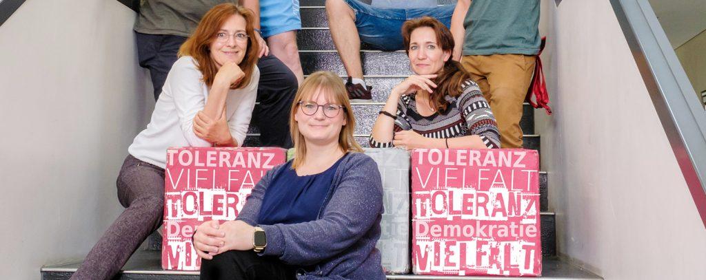 Initiative ZivilCourage und Marketingverein
